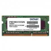 Patriot Signature 8GB [1x8GB 1333MHz DDR3 CL9 SO-DIMM]
