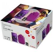 Canon Aparat CANON IXUS 285 HS Purpurowy Essential kit