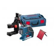 Nivela laser cu linii Bosch GLL 2-80 P + BM 1, L-Boxx