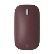 Microsoft Ratón Inalámbrico óptico Surface Mobile Mouse Burdeos Bluetooth