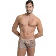 L'Homme Invisible Python Top Comfort Shorty Boxer Brief Underwear MY14-PYT-020