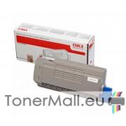 Тонер касета OKI 44318606 (Magenta)