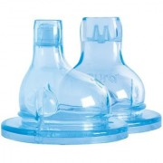 Pura Kiki Xl Sipper Withsilicone Sip Spouts 6 Months 2 Count