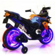Oh Baby Baby Battery Operated Bike ORANGE Color With With Original Music Musical Sound For Your Kids SE-BOB-38