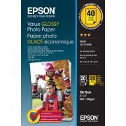 Epson Glossy S400044 - hartie foto 10x15cm, 183/m²