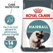 Hrana uscata pentru Pisici, Royal Canin Hairball Care, 10 kg