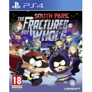 PS4 South Park - The Fractured But Whole DeLuxe Edition