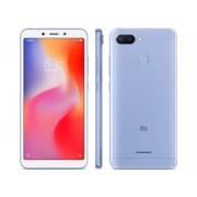 """Xiaomi Telefono movil smartphone xiaomi redmi 6 blue 5.45"""" 18:9 / 32gb"""