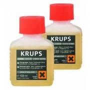Lichid curatare cappuccino Krups XS900 2x100ml