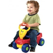 Fisher-Price 2-in-1 Infant Wagon Rider