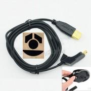 FidgetGear Cable USB con Patas para Mouse Razer Mamba 3.5G y Mamba 4G