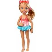 Barbie Chelsea Blondin Docka