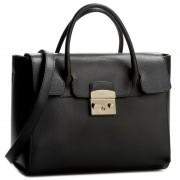 Geantă FURLA - Metropolis 820704 B BGZ8 ARE Onyx