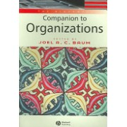 Blackwell Companion to Organizations (Baum Joel)(Paperback) (9780631216957)