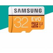 Samsung 32GB EVO Micro SD HC Hasta 48MB Tarjeta de memoria clase 10