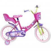 Mondo Bicicleta 16 Pulgadas Mondo De Minnie Mouse