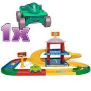Kid Cars 3D, Garaj Cu 2 Etaje 3,4M