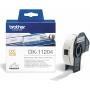 Brother DK11204 címke tekercs, 17x54 mm, 400 címke / tekercs