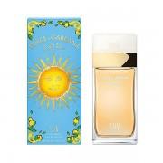 Dolce&Gabbana Light Blue Sun pour Femme (Concentratie: Apa de Toaleta, Gramaj: 100 ml)