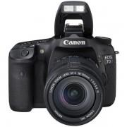 Canon Cámara Réflex Canon EOS 100D Negro + Objetivo EF-S 18-135 mm f/3.5-5.6 IS STM