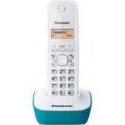 Telefon DECT Panasonic KX-TG1611FXC Alb-Vernil