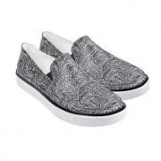 Crocs slip-ons, heren, 45/46 - zwart/wit