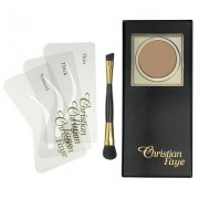 Christian Faye Eyebrow Make-up Kit Brown