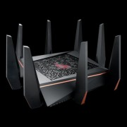 ROUTER, ASUS ROG RAPTURE GT-AC5300, GAMING