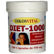 Oikos Diet 1000 Plus 180 cápsulas