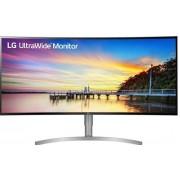 """LG 38WK95C-W - LED-monitor - gebogen - 37.5"""" - 3840 x 1600 UWQHD+ - AH-IPS - 300 cd/m²"""