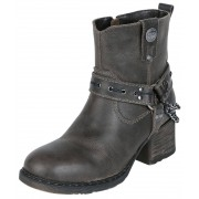 Rock Rebel by EMP Dead End Road Damen-Boot