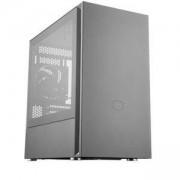 Кутия Cooler Master SILENCIO S400 TG, Черен, CM-CASE-MCS-S400-KG5N-S00