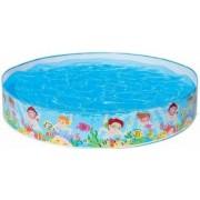 Pool med fast kant 370 liter (Intex Pool 56451)