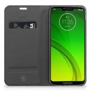 B2Ctelecom Motorola Moto G7 Power Hoesje met Magneet Aztec