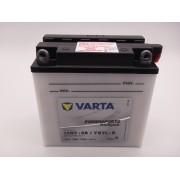 Varta 12N7-4A, YB7L-B baterie moto, atv 12V 7Ah 74A cod 507012004 Powersports Freshpack