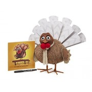 Turkey On The Table Book and Activity Kit - Give Thanks and Start a New Thanksgiving Tradition