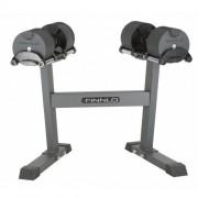 Finnlo by Hammer Hammer Smartlock Hantelset med ställning 2-32kg