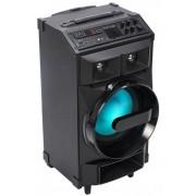 Boxa Portabila Serioux SRXTSLY130W, 130 W, Bluetooth, USB, SD, radio FM, AUX (Negru)