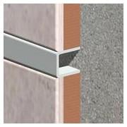 UPD107 - Profil U decorativ din aluminiu eloxat 9x10 mm