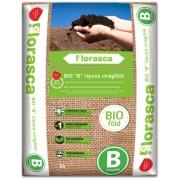 "BIO ""B"" típusú Florasca virágföld - 3l"