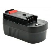 Batería herramienta inalámbrica 18V 1.5Ah Black & Decker A1718, A18, 24476000