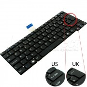 Tastatura Laptop Sony Vaio SVT131190X Layout UK + CADOU