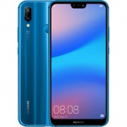 Huawei P20 Lite Telefon Mobil Dual-SIM 64GB 4GB RAM Albastru