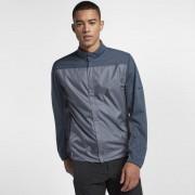 Veste de golf entièrement zippée Nike Shield pour Homme - Gris