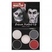 Geen Make-up setje skelet
