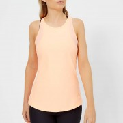 Under Armour Women's Vanish Tank Top - Peach Horizon - L - Orange