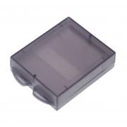 Batería De La Cámara De Almacenamiento Caso Cubierta De La Caja Para La Cámara Xiaomi Yi Deporte GoPro Hero4 SJCAM SJ4000 SJ5000 SJ6000