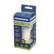 Bec LED Heinner, E27, 15W, clasa A+, lumina calda