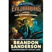 The Scrivener's Bones: Alcatraz vs. the Evil Librarians, Hardcover