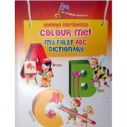 Colour me My First ABC Dictionary